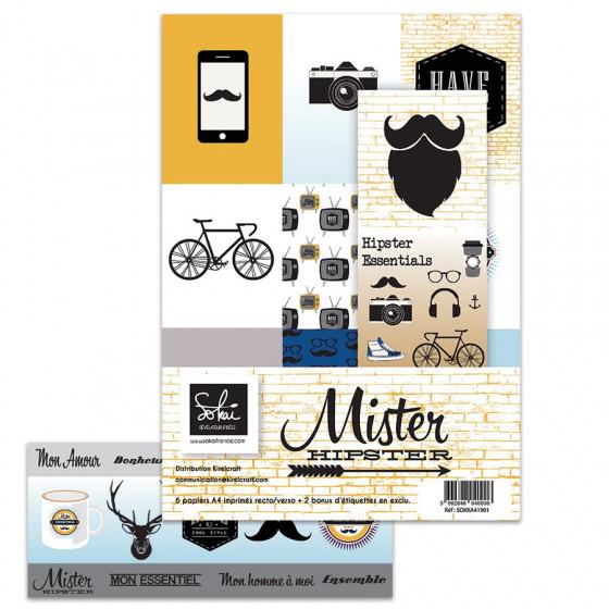Collection Mister Hipster - SOKAI