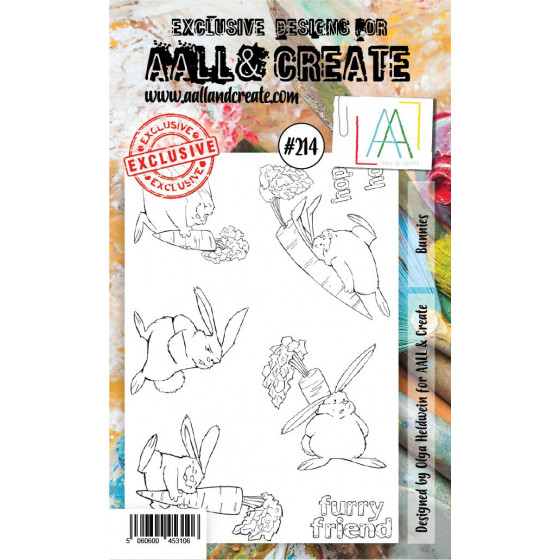 AALL and Create Stamp Set -214
