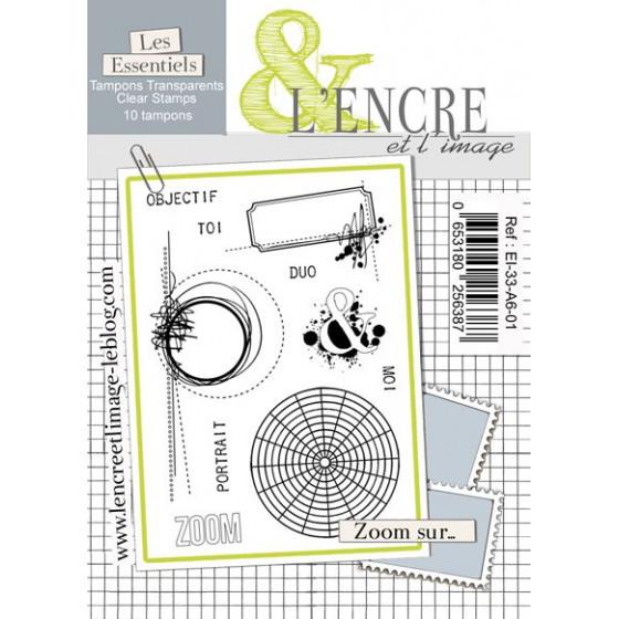 Clear Stamp Zoom - L'Encre et l'Image