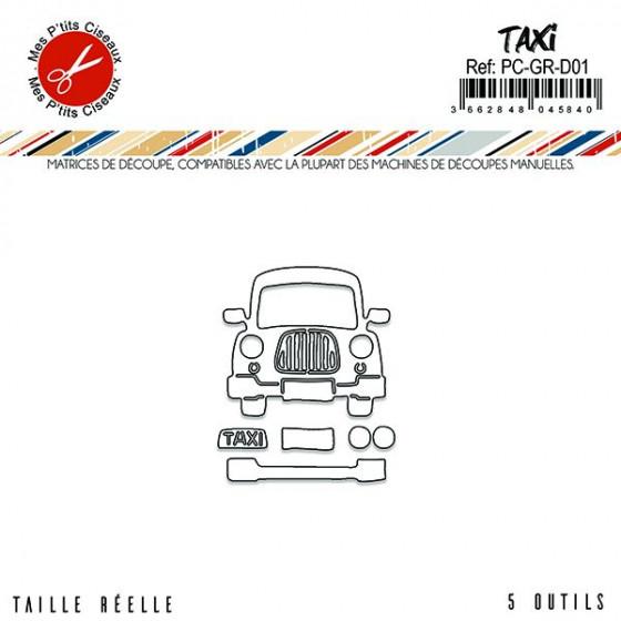 Dies Taxi - Mes P'tits Ciseaux