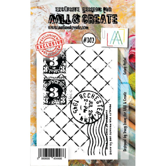 AALL and Create Stamp Set -302