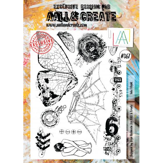 AALL and Create Stamp Set -367