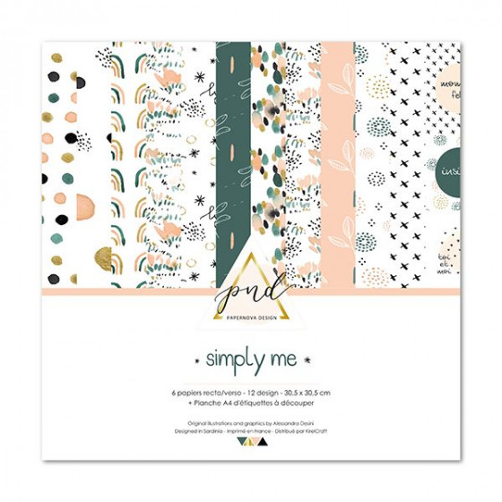 Collection Simply Me - PaperNova Design