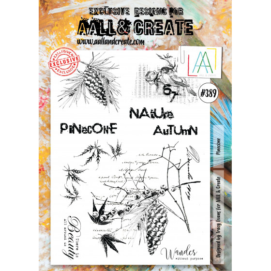 AALL and Create Stamp Set -389