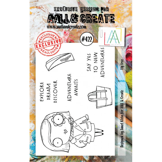 AALL and Create Stamp Set -422