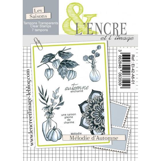 Clear Stamp - Autumn Song - L'Encre et l'Image