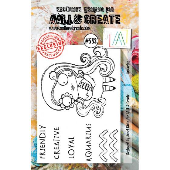 AALL and Create Stamp Set -583
